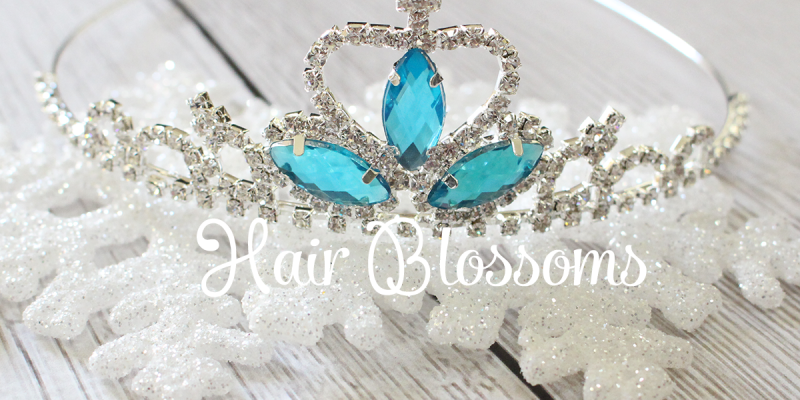 Turquoise Princess Tiara